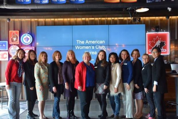American Women's Club Korea General Meeting