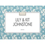 Lily & Kit Johnstone