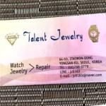 Talent Jewelry